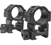 Leapers 3rd Gen SKS High-profile See-Thru Weaver Scope Mount with