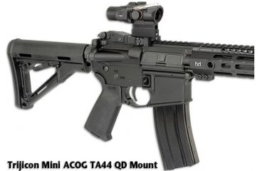 midwest industries trijicon acog mini qd mount mi qdtam 10 off