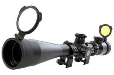 Osprey 10-40x50 Illuminated Rangefinder Reticle 30mm Tube Tactical