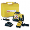 Leica Geosystems 100LR Rugby GC Package with Rod-Eye Digital (Re-chargeable Battery or Alkaline)