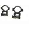 NcSTAR Scope Ring - 1 inch Weaver Ring / Black RB11
