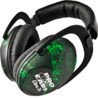 Pro-Ears Zombie Edition Ultra Passive 26 Shooting Hearing Protection Headset