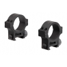 Trijicon 30 mm Steel AccuPoint Riflescope Rings - Standard TR107, Intermediate TR108 or Extra High TR109