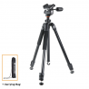 Vanguard Espod Plus 233AP Aluminum Alloy Tripod with Panhead